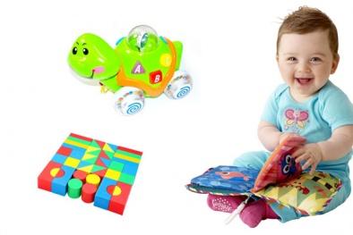 'Hãi hùng' chất gây vô sinh tiềm ẩn trong đồ chơi trẻ em