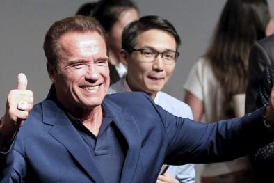 'Kẻ hủy diệt' Schwarzenegger nói gì về Donald Trump?