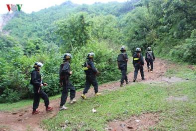 Nghi phạm bắn thiếu tá công an ở Sơn La 'sa lưới' sau gần 24h bị truy bắt