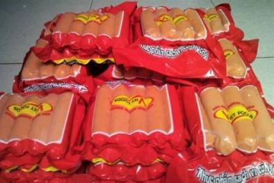 Diễn biến mới nhất vụ 2,2 tấn xúc xích Viet Foods bị tạm giữ 'oan'