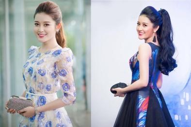 Kiểu tóc hút hồn được các mỹ nhân Việt ưa chuộng vào ngày hè nắng nóng