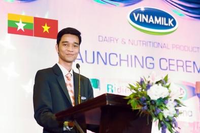 Vinamilk đẩy mạnh chiếm lĩnh thị trường khu vực ASEAN