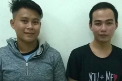 Hai sinh viên đi làm thêm trộm iPhone, iPad trị giá hàng trăm triệu đồng