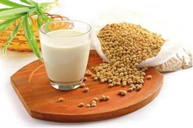 Sữa đậu nành - tác nhân 'chặn đứng' sự phát triển của bé