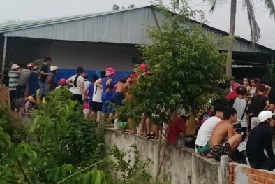 Tây Ninh: Chủ nhà nghỉ hoảng hốt thấy đôi nam nữ chết cháy trong phòng