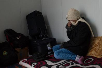 Chiêu tránh thai tàn độc khủng bố IS trút lên người nô lệ tình dục