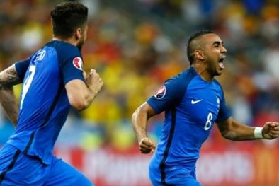EURO 2016: HLV Deschamps nói gì về người hùng Dimitri Payet?