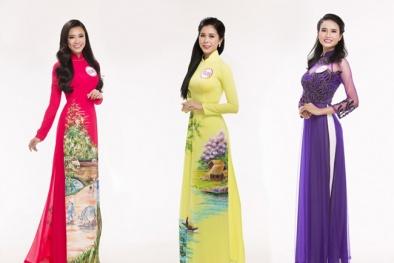 Dung nhan 18 thí sinh phía Nam lọt vào chung kết Hoa hậu Việt Nam 2016