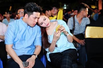 Hoa hậu Diễm Hương được chồng âu yếm, đập tan tin đồn ly hôn lần 2