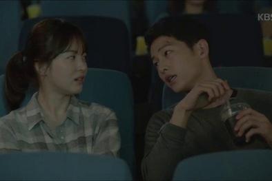 Song Joong Ki và Song Hye Kyo ăn mặc đơn giản, hẹn hò lúc nửa đêm
