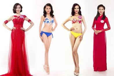 Trần Thị Thùy Trang - người đẹp Huế cao nhất cuộc thi Hoa hậu Việt Nam 2016