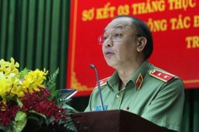 Tướng Lê Đông Phong: Tiếp tục tổng lực tấn công các loại tội phạm ở TP.HCM