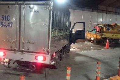 TP.HCM đóng cửa hầm vượt sông lớn nhất khu vực mỗi tuần 1 ngày