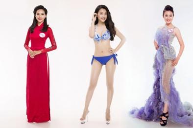 3 người đẹp xứ Huế lọt vào chung kết HHVN 2016, ai có 'cửa' đăng quang?