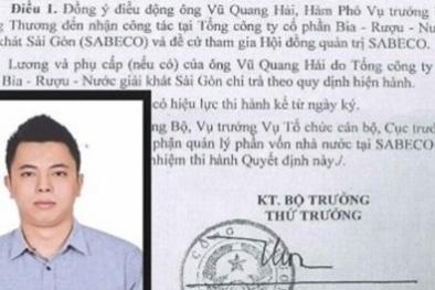 Vụ ông Vũ Quang Hải: Thông tin mới nhất, VAFI lên tiếng sau 'bổ nhiệm đúng quy trình'