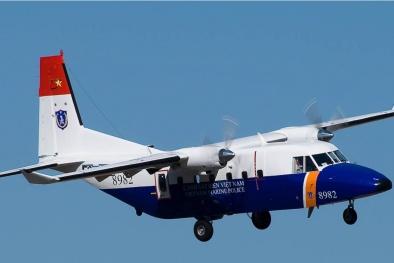 Máy bay tuần thám CASA 212: 'Mắt thần' đa nhiệm của Cảnh sát biển Việt Nam