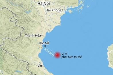 Tin mới nhất: Đã thấy thi thể phi công Trần Quang Khải quấn trong vải dù