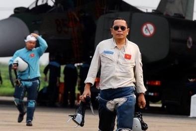 Rơi nước mắt nghe nguyện vọng của gia đình phi công Trần Quang Khải