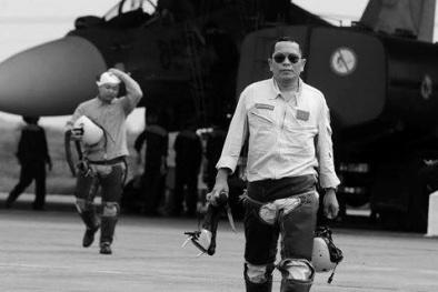 Chân dung phi công Trần Quang Khải trong lòng những bạn bè nghệ sĩ