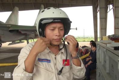 Nguyện vọng báo hiếu còn dang dở của phi công Trần Quang Khải