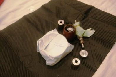 Bắt quả tang hàng chục 'nam thanh, nữ tú' đang phê ma túy trong khách sạn