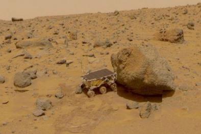 Phát hiện khoáng sản có trên sao Hỏa