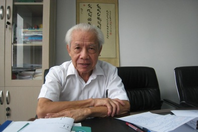 GS Hồ Ngọc Đại: Cho trẻ đi học chữ trước là rất tệ