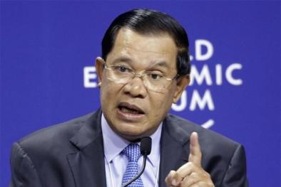 Đảng cầm quyền Campuchia giữ vững lập trường về vụ kiện Biển Đông