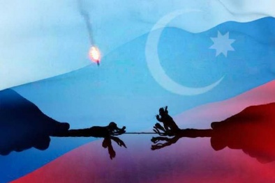 7 tháng sau ngày Su-24 bị bắn hạ, Thổ Nhĩ Kỳ bất ngờ xin lỗi 'bằng cả trái tim'