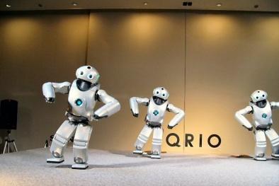 Sony phát triển robot liên kết cảm xúc với con người