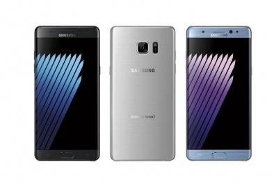Lộ ảnh chính thức của Samsung Galaxy Note 7