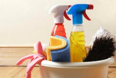 Lưu ý những thứ trong nhà một năm phải vệ sinh một lần