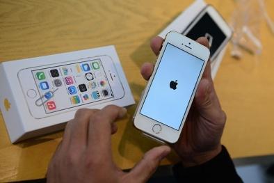 iPhone 5S nằm trong top những smartphone bán chạy nhất tại VN