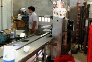 Tin an toàn thực phẩm hot nhất 24h qua: 'Bắt tại trận' cơ sở làm kem Tràng Tiền giả