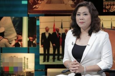 BTV Hương Linh sẽ là người thế chỗ MC Diệp Anh ở VTV