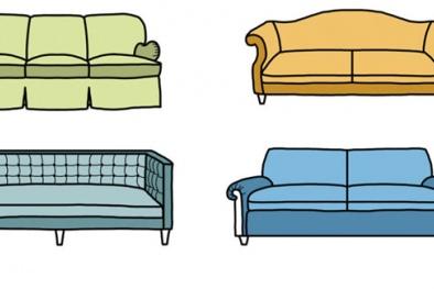 10 kiểu ghế sofa phù hợp với mọi không gian