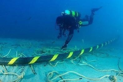 Internet Việt Nam đi quốc tế lại bị ảnh hưởng vì đứt cáp quang biển
