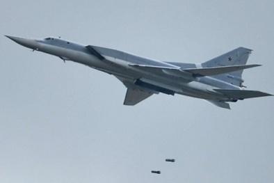 Khám phá năng lực dũng sĩ Tu-22M3 của Nga khiến khủng bố IS lao đao