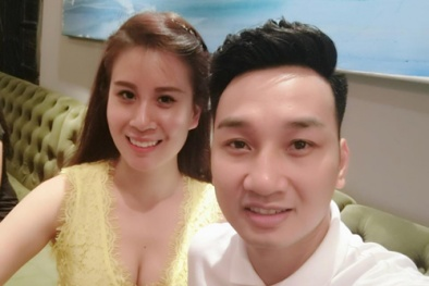 Người yêu 9x cực sexy của MC Thành Trung