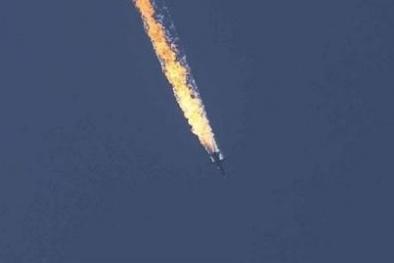 Đảo chính bất thành, phi công Thổ Nhĩ Kỳ bắn hạ Su-24 Nga 'sa lưới'