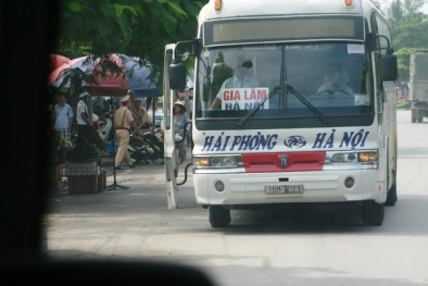 'Dẹp loạn' trên Quốc lộ 5 và cao tốc Hà Nội - Hải Phòng
