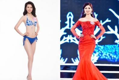 Đọ nhan sắc hai người đẹp Quảng Ninh vào chung kết Hoa hậu Việt Nam 2016