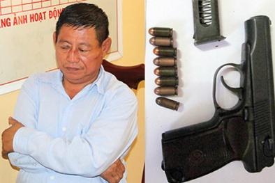 Trung tá Campuchia xin được khoan hồng vì bắn chết người