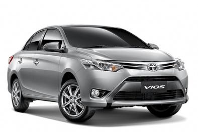 Cận cảnh chiếc Toyota Vios 2016 giá chỉ từ 532 triệu đồng