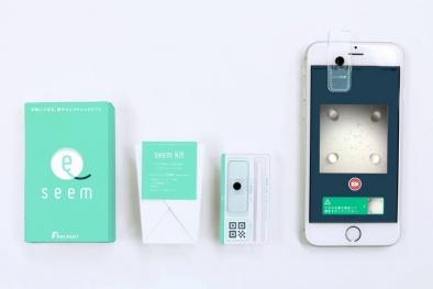Kiểm tra tinh trùng nhanh, gọn, rẻ ngay tại nhà bằng... smartphone