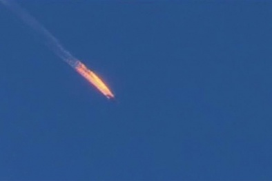 Thổ tuyên bố gây sốc sau khi bắt phi công bắn hạ Su 24 của Nga hậu đảo chính