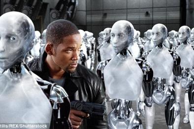 Cần làm gì nếu một ngày robot 'hùng hậu' hơn con người?