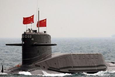 Trung Quốc trang bị vũ khí 'khủng' cho hạm đội chuyên hoạt động ở Biển Đông