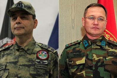 2 tướng Thổ Nhĩ Kỳ liên quan đảo chính bị bắt tại Dubai