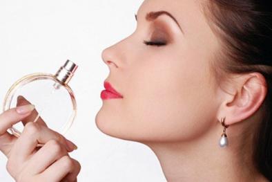 'Rước' hóa chất vào người 'nhờ' xịt nước hoa